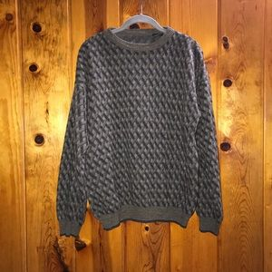 Vintage oversized sweater made in Italy